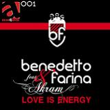 LOVE IS ENERGY (GIANNI KOSTA RMX 2012)