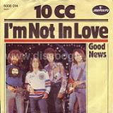 I'M NOT IN LOVE (1975)